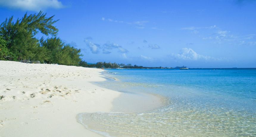 beach of the week seven mile beach grand cayman beach tomato